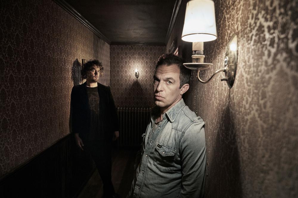 Jonah Freemand and Justin Lowe –Artists