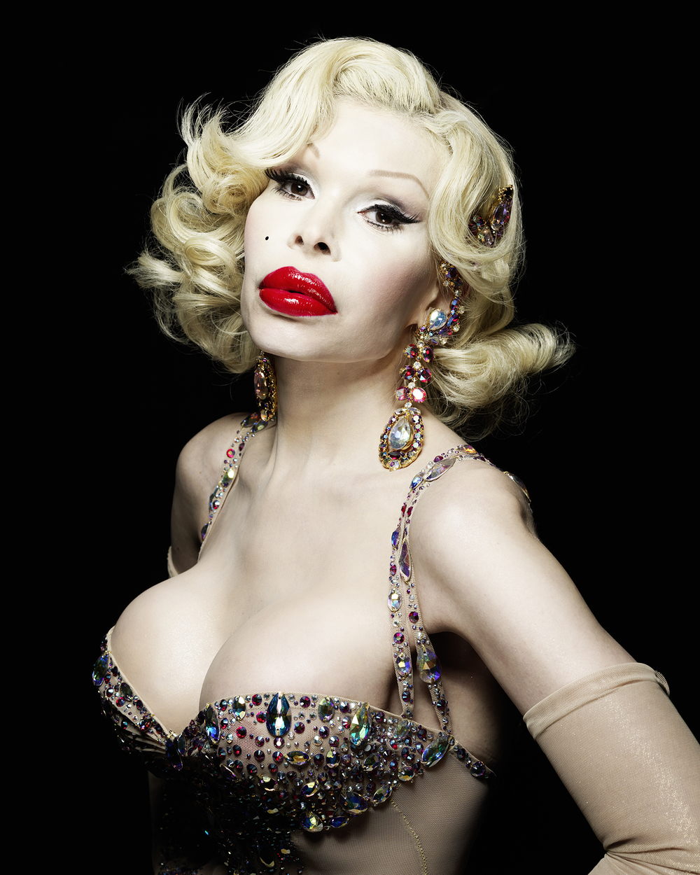 Amanda Lepore – Fashion Icon