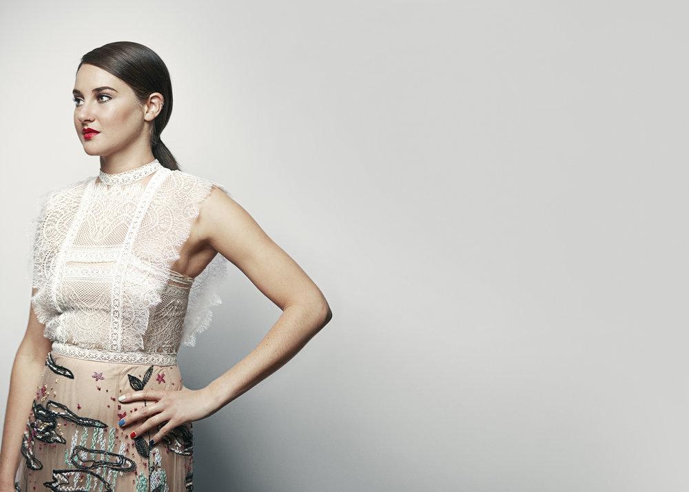 Shailene Woodley –Actress