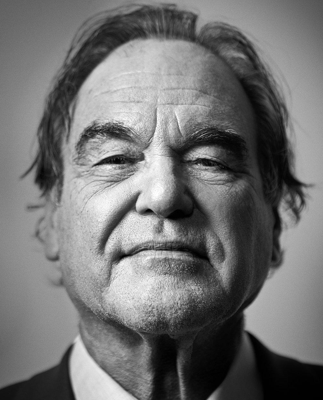 Oliver Stone –Zurich Film Festival