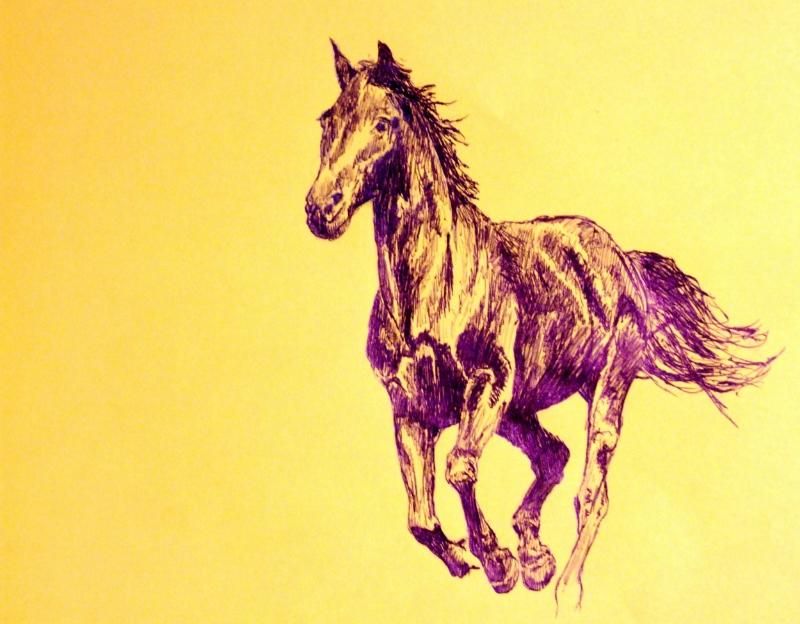 """Horse"" (2009)"