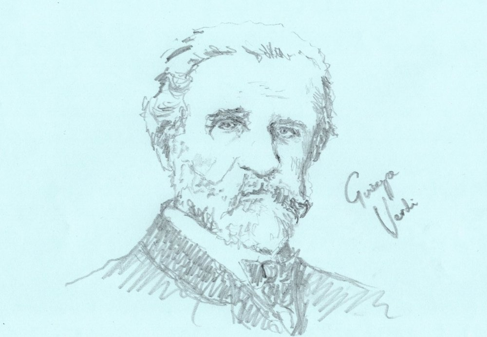 Guiseppe Verdi