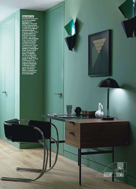 wallpaper magazine deco feel