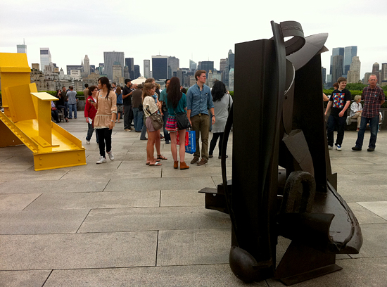 anthony caro roof