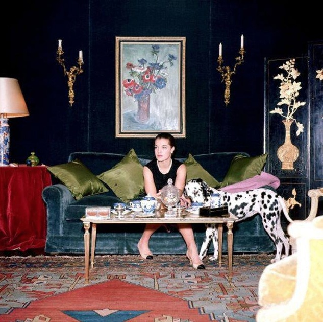 coco chanel apartment