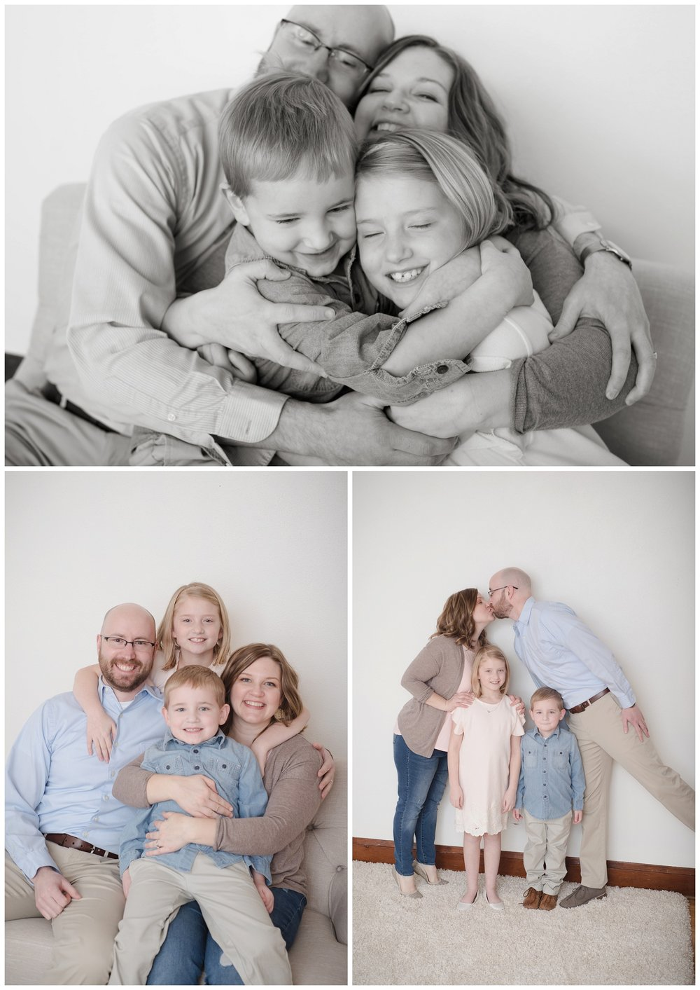 Gianna's Photography Portrait Family Studio Photographer Medina Minnesota
