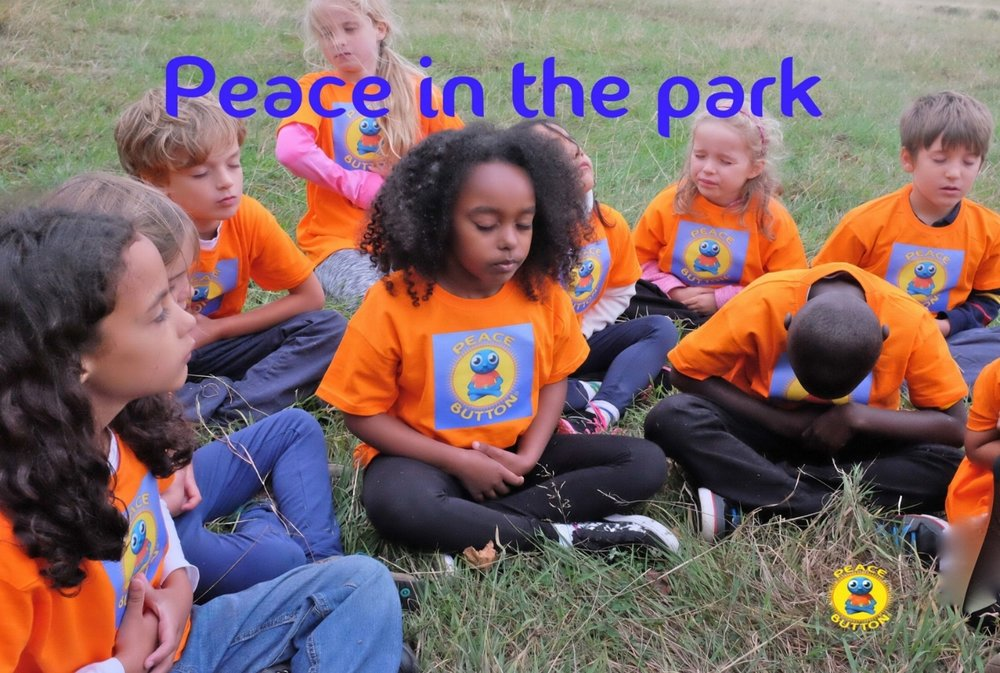 Peace in the park - workshop