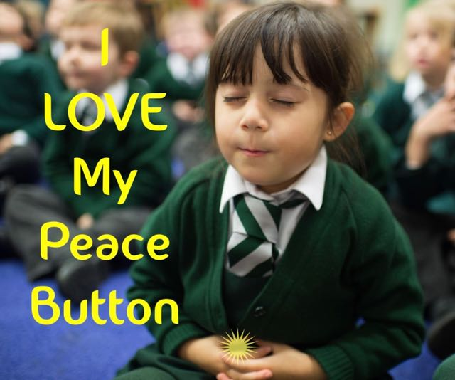 I LOVE My Peace Button
