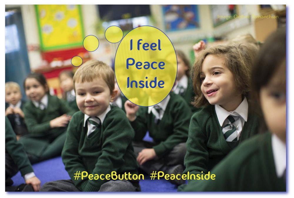 I feel Peace Inside...