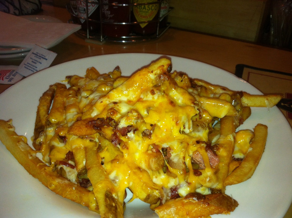 Cheese Fries!