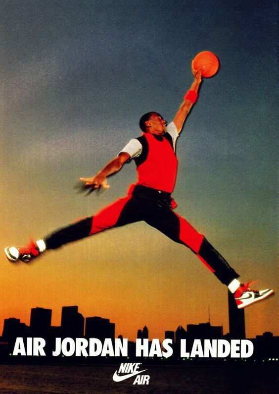Jordan  advertisement