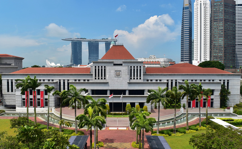 Singapore's Parliament House.  Source
