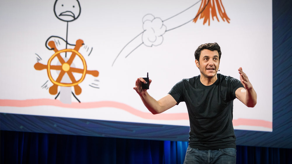 Tim Urban: The man who lights up complex subjects with funny stick figures (Source)