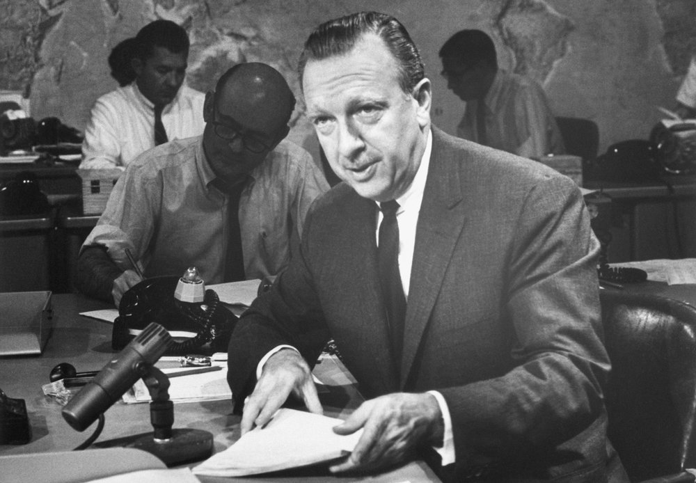 Image 6. Walter Cronkite: The Most Trusted Man in America.  Source