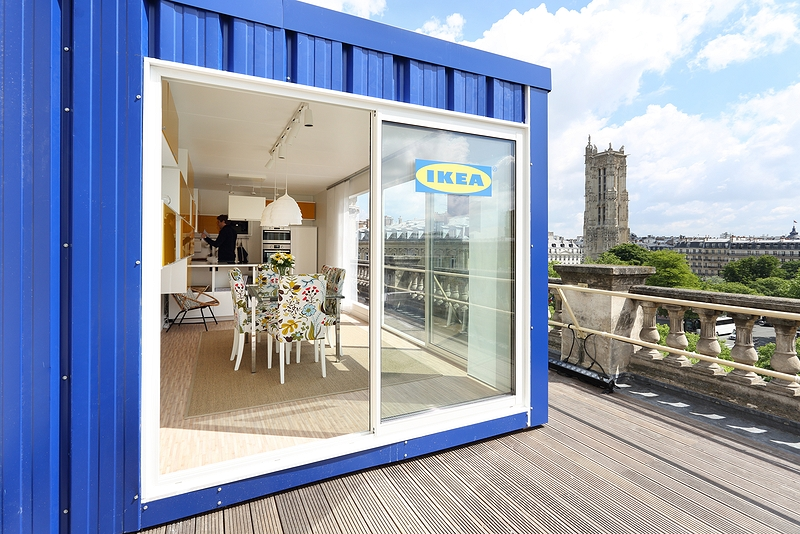 Ikea Cuisine Box