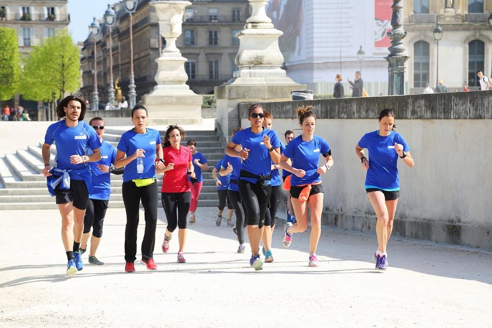 Garmin Team Running