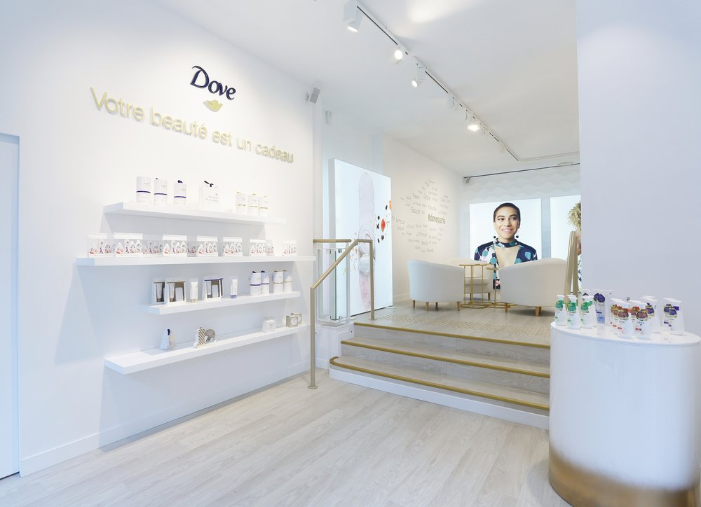 Dove Store Paris
