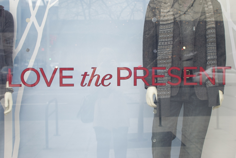 Love the Present