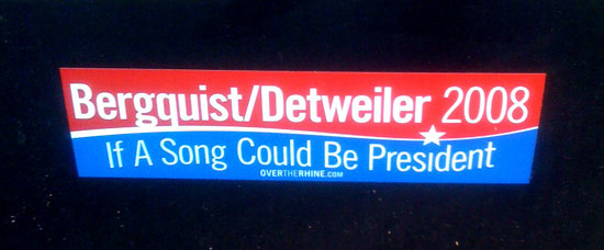 The Bumper Sticker