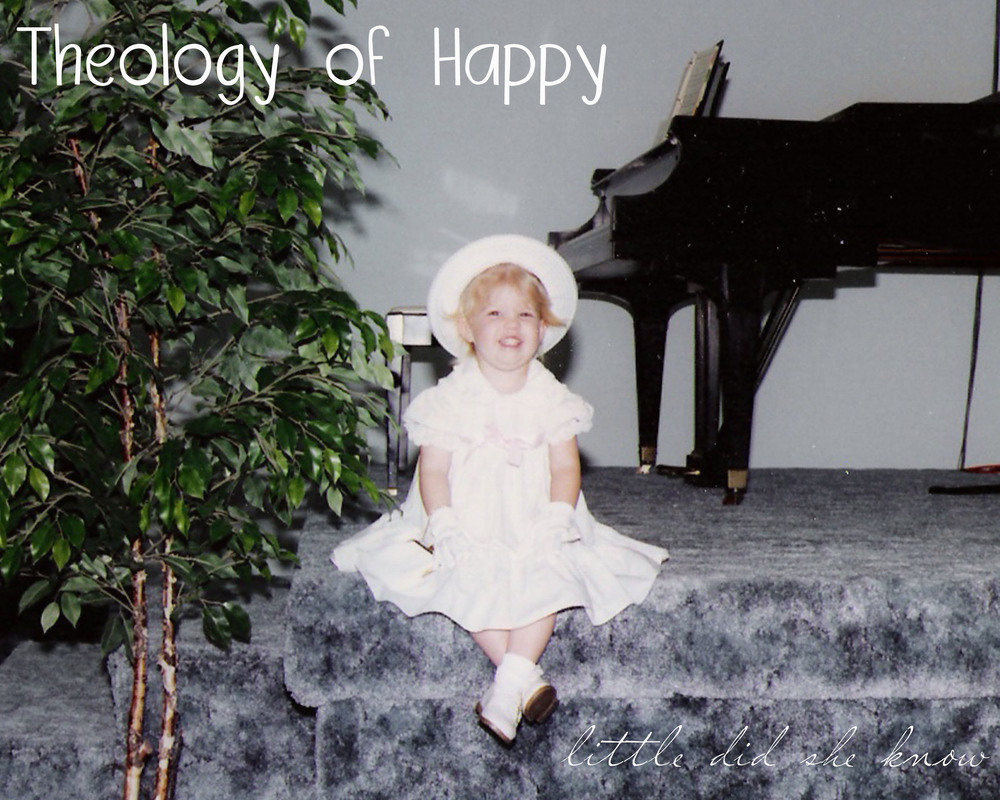theology of happy