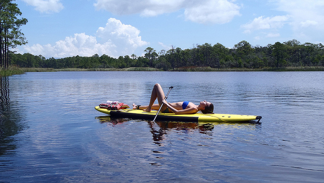 de(tales): paddleboard