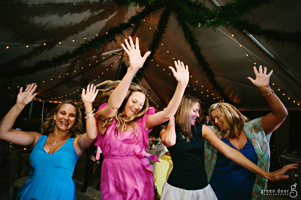 Montana Camp Wedding