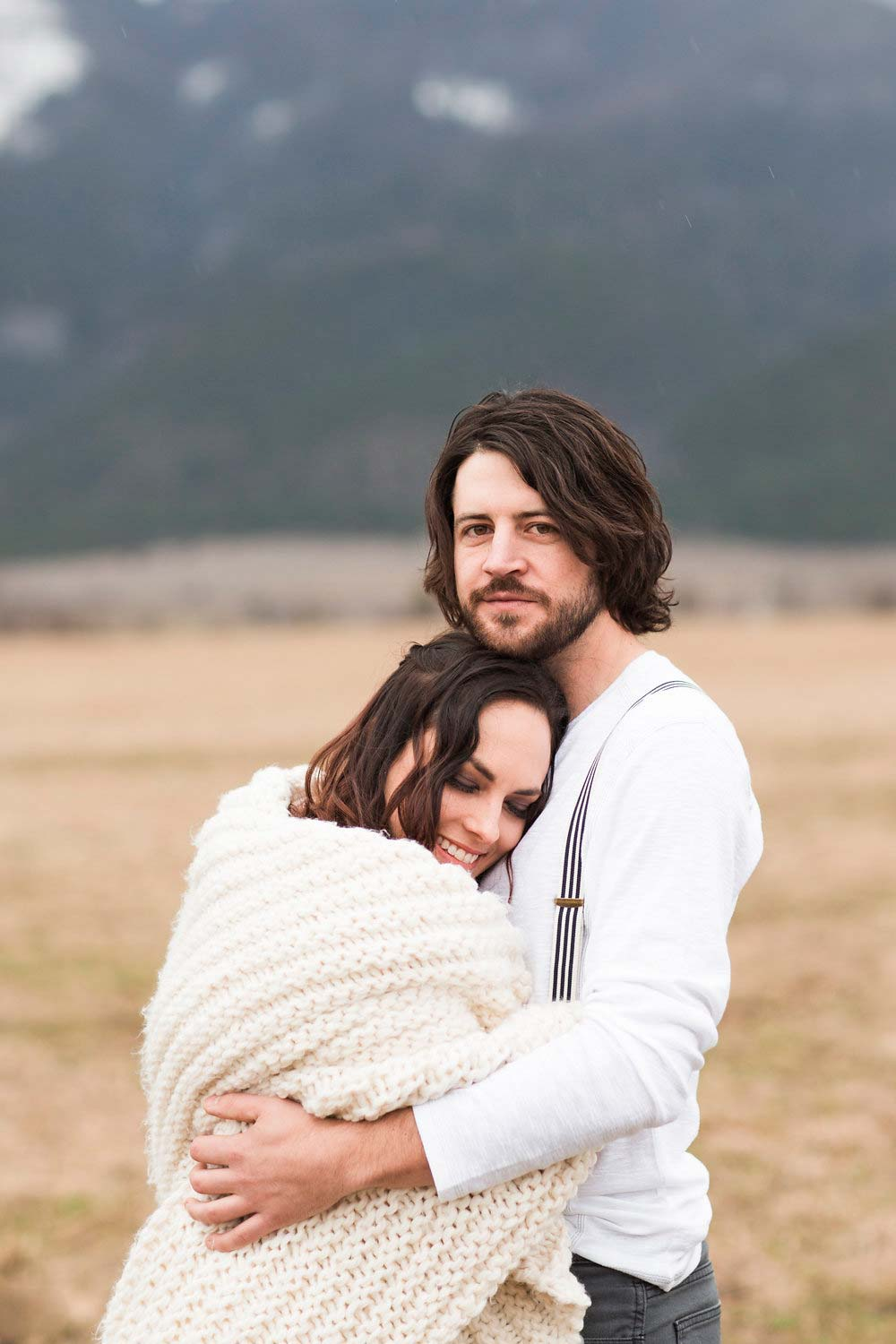 Montana Cabin Elopement Wedding