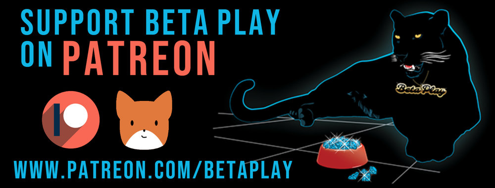 Click here or on the image above to support the creation of new Beta Play music at the band's Patreon page!