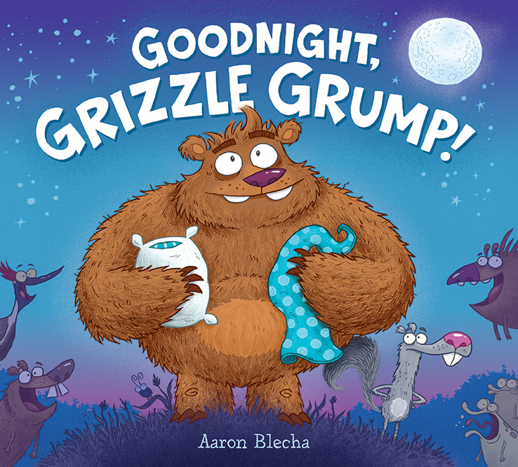 Goodnight, Grizzle Grump!
