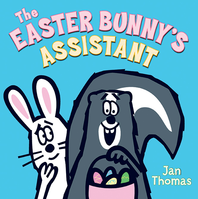 The Easter Bunny's Assistant