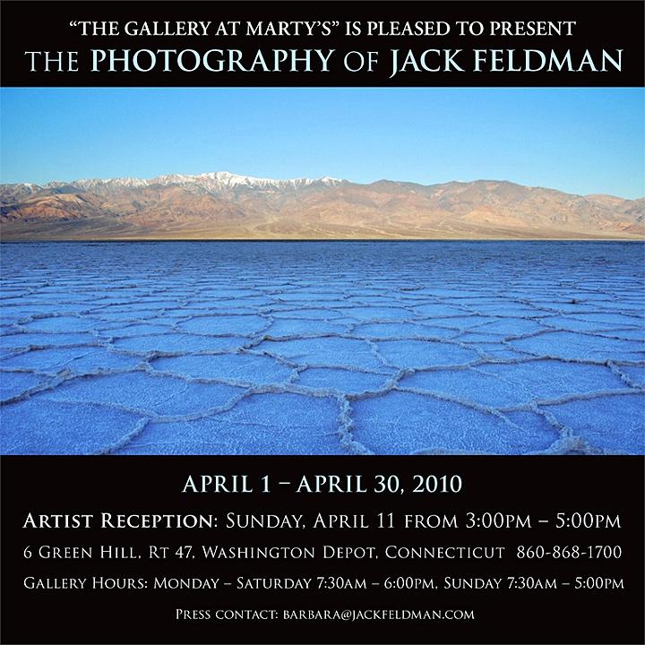 The Photography of Jack Feldman