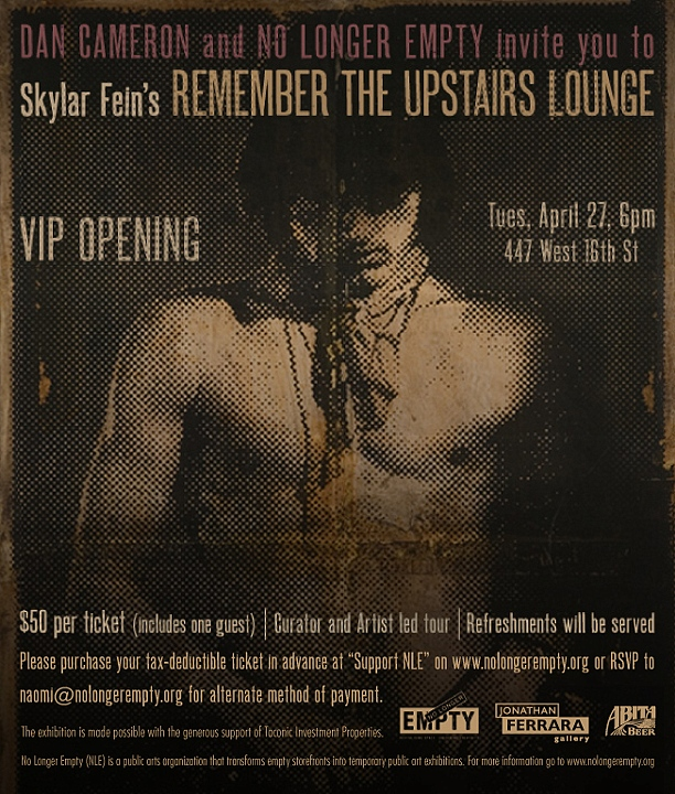 Remember the UpStairs Lounge