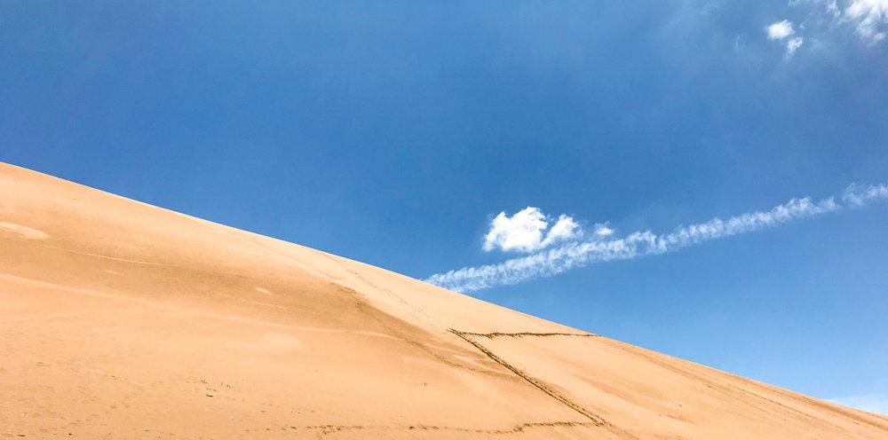 Valle de Marte, Chile