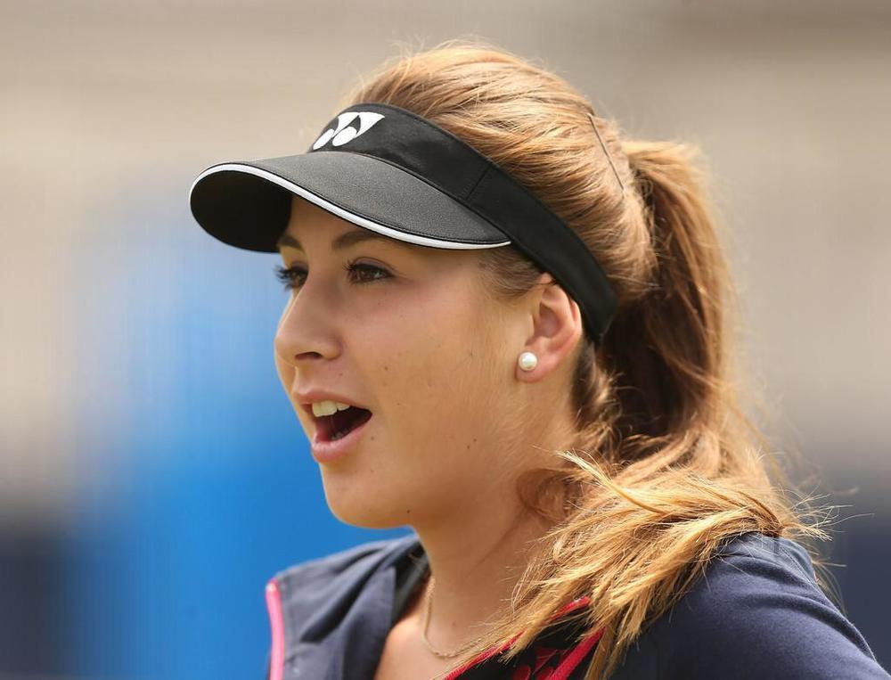 Belinda Bencic - un nume de urmărit în tenisul feminin în anii care urmează.
