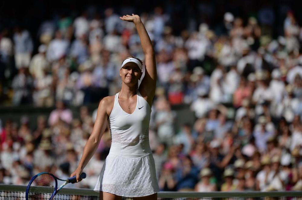 Maria Sharapova a trecut de primul hop, ce se anunța a fi unul dificil.