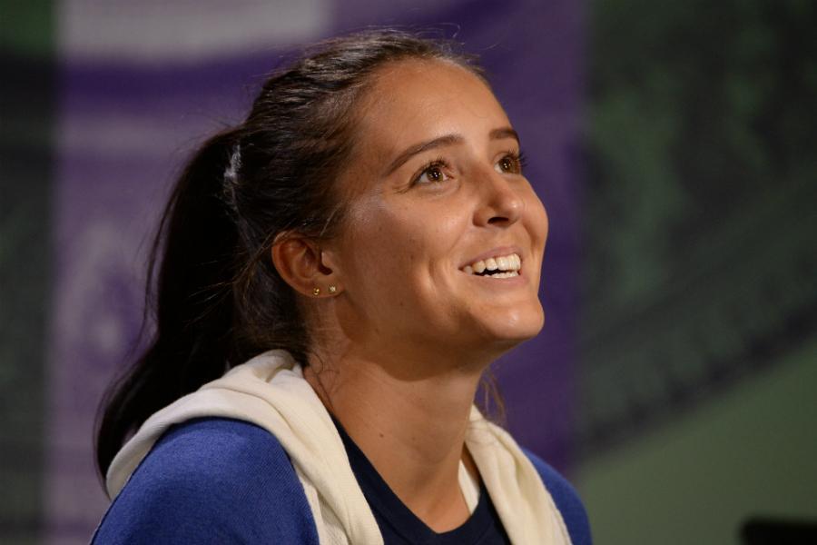 Laura Robson, una dintre cele mai plăcute prezențe din circuitul WTA, revine pe iarba londoneză.