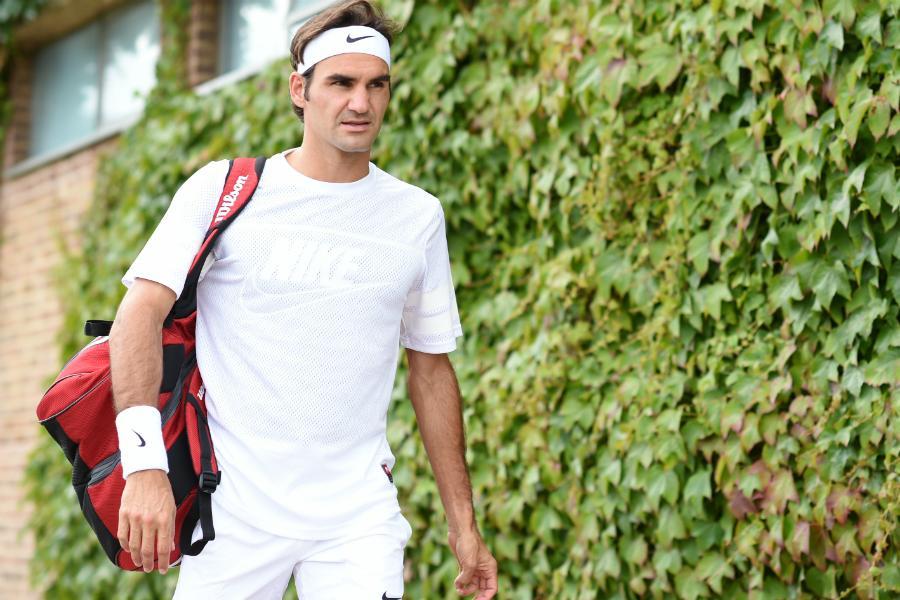 Cu 7 titluri cucerite aici, Roger Federer este cel mai titrat jucător de la Wimbledon, devenind sinonim cu turneul în ultimul deceniu.