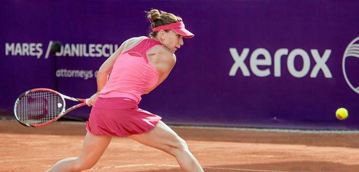 Simona Halep at the BRD Bucharest Open - Foto  Ciprian Vlăduț
