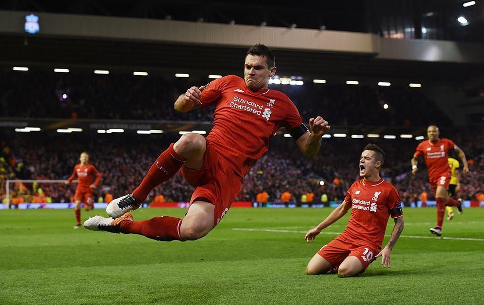 """Dejan Lovern a marcat golul victoriei în minutul 90+1, după care, cum zic englezii """"all hell broke loose""""."""