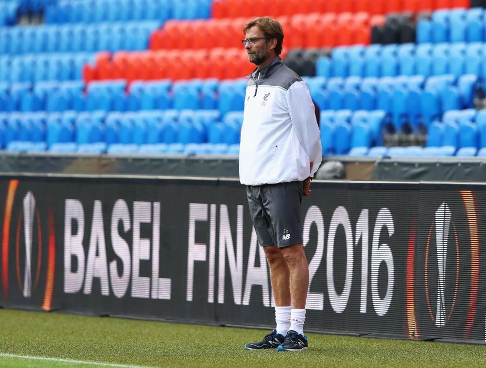 Jurgen Klopp speră să scape de blestemul finalelor pierdute. Un eșec astăzi ar reprezenta a 5-a finală pierdută la rând de german.