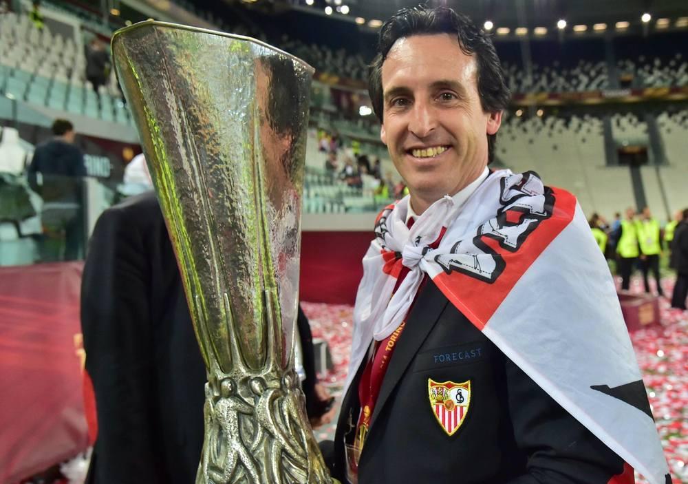 Unai Emery este managerul care a ghidat-o pe Sevilla spre două trofee la rând în Europa League. Poate câștiga din nou?