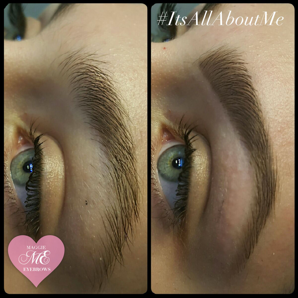 chicago best brows | maggie eyebrows | eyebrows