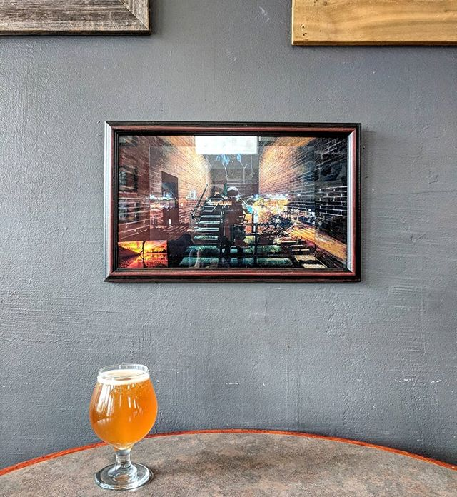 Escape this dreary weather for a nice beer in a nice atmosphere. Art and photographs by Jose Moncivais! #art #craftbeer #coloradobeer #colorado #beertography #brewery #greeley #rainydays
