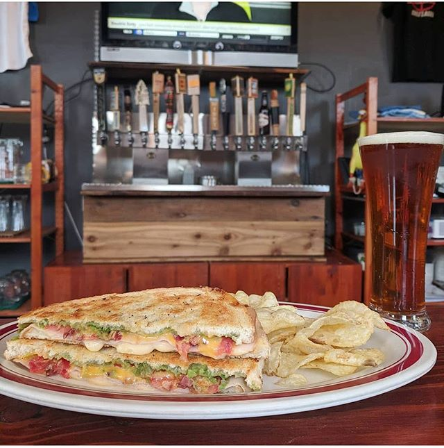 You already know what day it is! $6 unlimited topping grilled cheese sandwiches and trivia starting at 7pm! #craftbeer #coloradobeer #colorado #trivia #greeley #grilledcheese