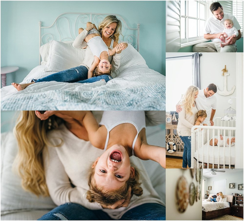 Orlando Unposed Newborn Photography