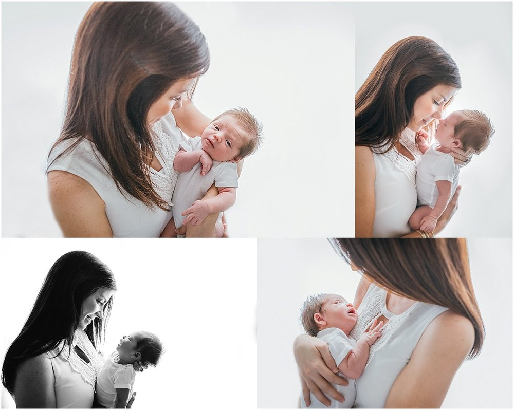 Professional newborn photographer in Orlando