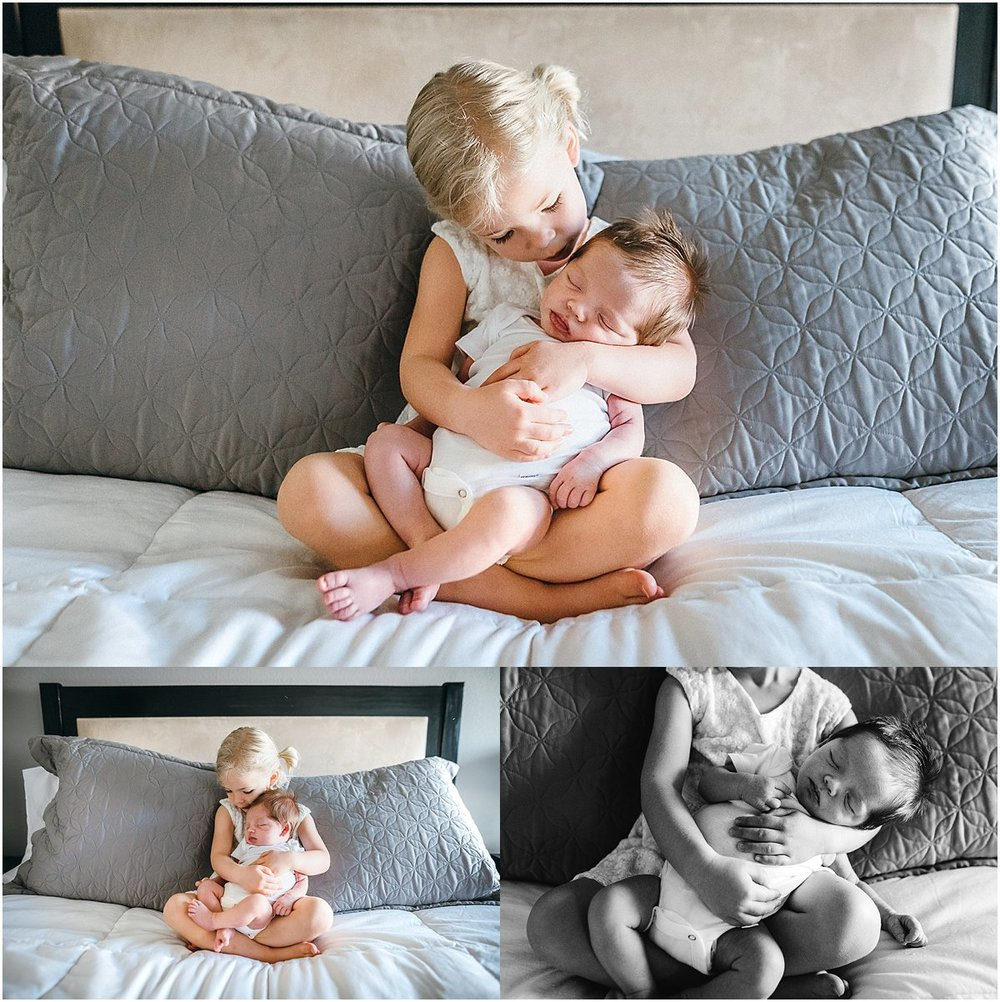 Orlando Lifestyle Newborn Photographer