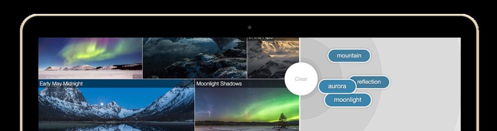 Twitcher — Inspiration web application, Adobe