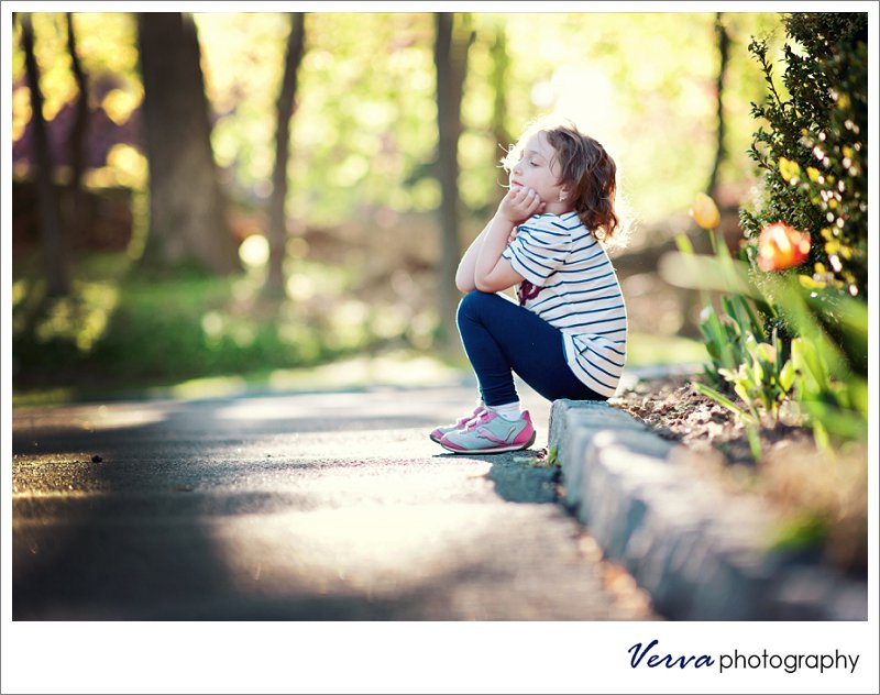 spring, colorful children's portrait, westchester county, ny