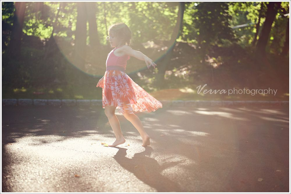 verva photography, dancing girl